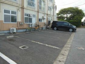 サーフサイドヒルズ九十九里 201号室の駐車場
