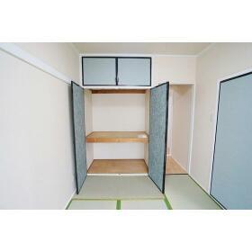 グリーンハイツ伍番館 303号室の収納