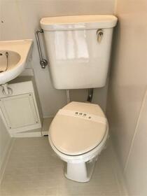 サーフサイドヒルズ九十九里 307号室のトイレ