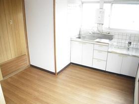 ベルモント保土ヶ谷 207号室のキッチン