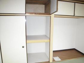 ベルモント保土ヶ谷 207号室の収納
