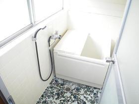 ベルモント保土ヶ谷 207号室の風呂