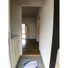 アサヒハイツ 202号室の玄関