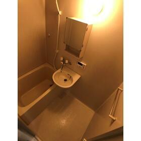 アサヒハイツ 202号室の風呂