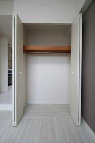 コスモ亀有Ⅴ 803号室の収納
