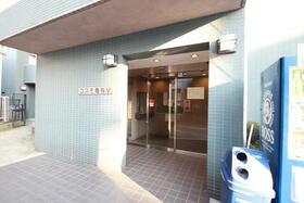 コスモ亀有Ⅴ 803号室のエントランス