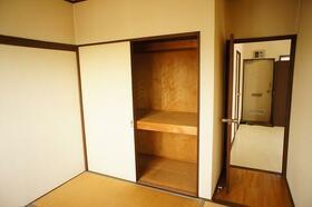 BM 202号室の収納