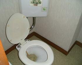 群馬学園ビル 201号室のトイレ
