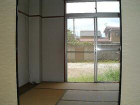 群馬学園ビル 201号室のリビング