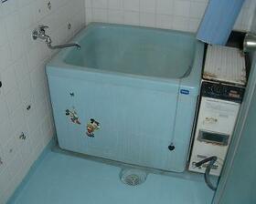 群馬学園ビル 201号室の風呂