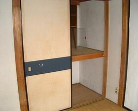 群馬学園ビル 201号室の収納