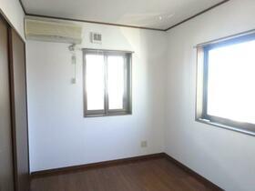マンションブライト B 303号室の玄関
