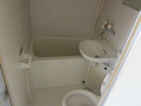 サダヤパレス 203号室の風呂