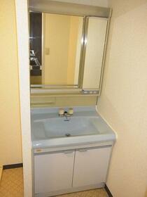 エスポワール与野Ⅱ 0501号室の洗面所