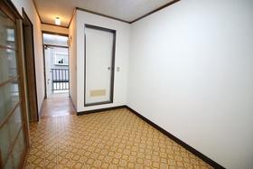 コーポ21 202号室の玄関