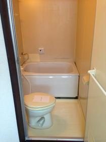 コーポ21 202号室の風呂