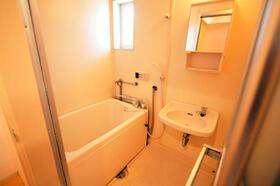 メゾンプワール 201号室の風呂