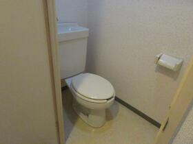 メゾン・ドゥ・ラポート羽村Ⅱ 203号室のトイレ