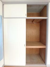 岸ハイツ 102号室の収納