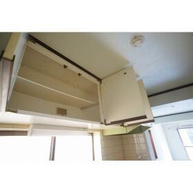 レガーロ横濱 302号室のキッチン