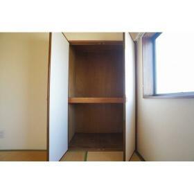 レガーロ横濱 302号室の収納