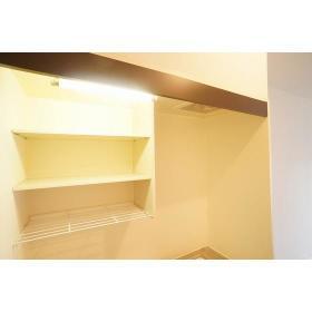 パティオ大岡 103号室のキッチン