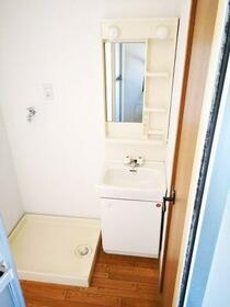 シティヒルズ 2F号室の洗面所