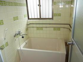 新井荘 201号室の風呂