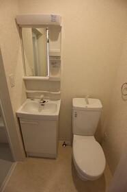 クレアス金沢文庫 101号室のトイレ
