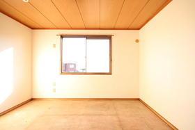 渋沢コーポ 202号室のリビング