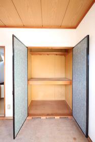 渋沢コーポ 202号室の収納