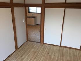 リヴェールハナブサ 101号室の居室