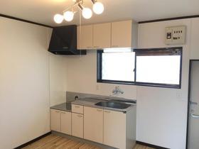 リヴェールハナブサ 101号室のキッチン