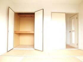 ラフォーレ常見3 102号室の収納