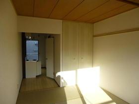 石井ハイツ 201号室の収納