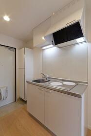 ヒロ江古田 501号室のキッチン