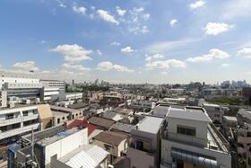 ヒロ江古田 501号室の眺望