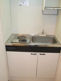 ロイヤルパレスⅡ 403号室のキッチン