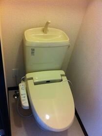ウエストヒルズ 104号室のトイレ