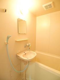 サンワハイツ 5号棟 201号室の風呂