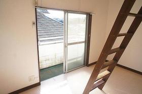 スターゲイツ弘明寺第3 323号室のベッドルーム