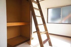 スターゲイツ弘明寺第3 323号室の収納