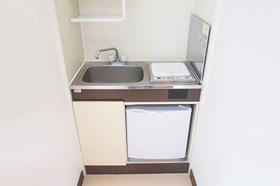 スターゲイツ弘明寺第3 323号室のキッチン