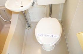 スターゲイツ弘明寺第3 323号室のトイレ