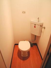 辻コーポ 103号室のトイレ
