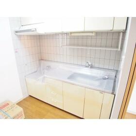 シティルミエール西浦和 303号室のキッチン