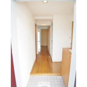 シティルミエール西浦和 303号室の玄関