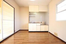 MyCityLife36番館 208号室のキッチン