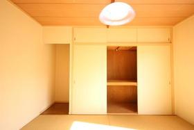 MyCityLife36番館 208号室の収納
