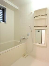 ディアコート壱番館 203号室の風呂